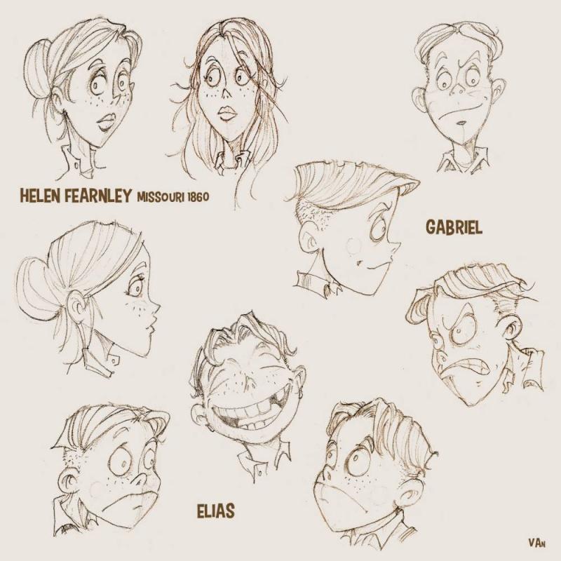 [Études] pour projet Bd Helen_10