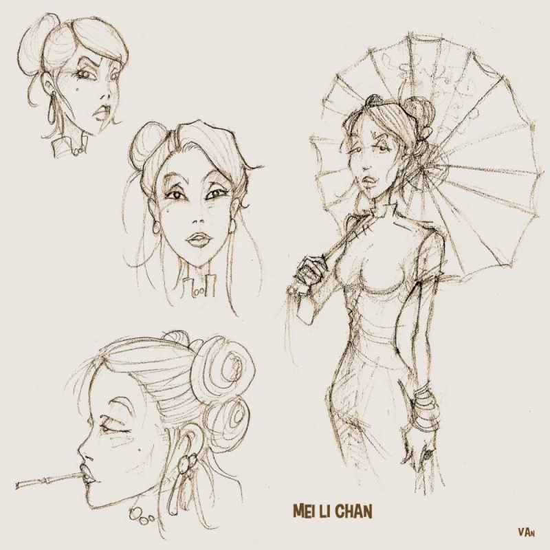 [Études] pour projet Bd Mei_po10