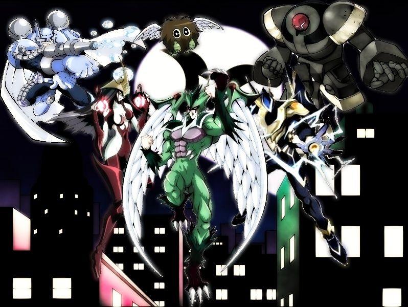 Elemental Heroes Academy