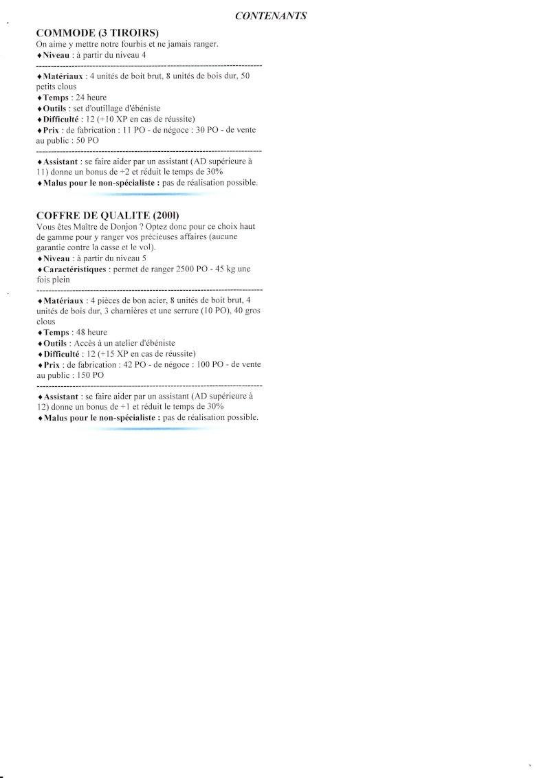 [Recettes] Ingénieur ébéniste 410
