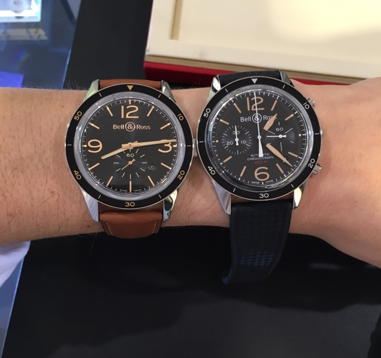 Bell & Ross BR03 / taille poignet Image16