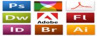 مكتبة الشروحات لبرامج شركة Adobe Suite