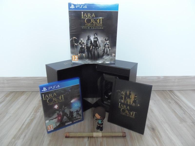 Lara Croft et le temple d'osiris - Edition Collector - Ps4 Bundle10