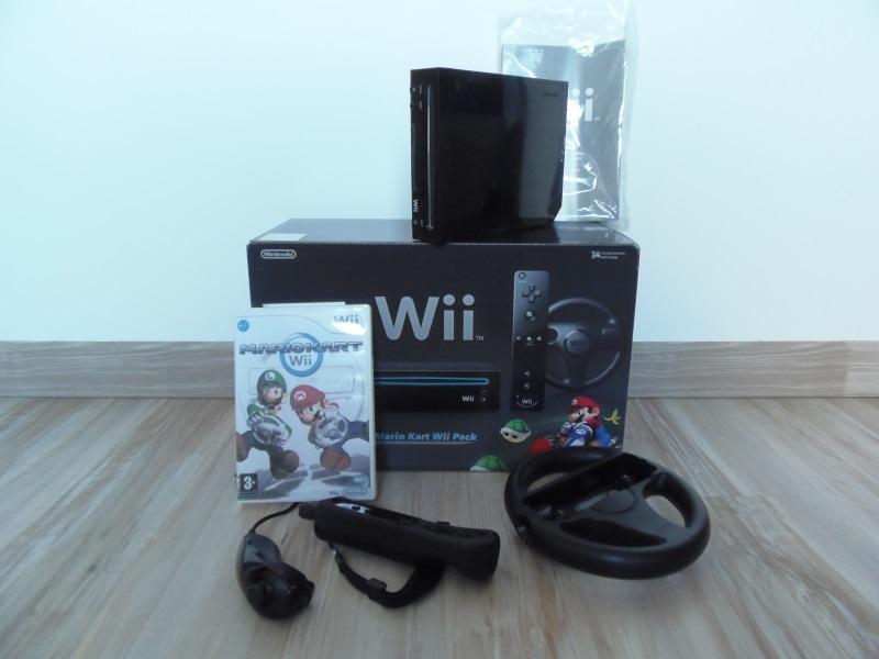 Le placard de Kaz... Wii10