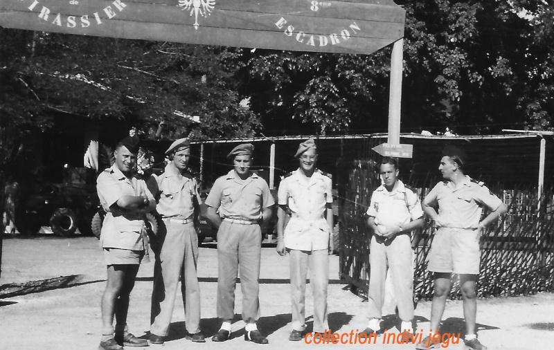 Cantonnement de Neak Luong 1949 Nl610