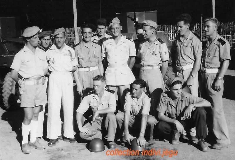 Cantonnement de Neak Luong 1949 Nl710