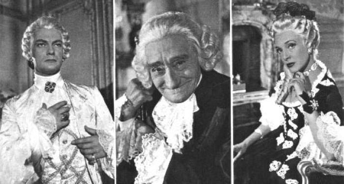 Si Versailles m'était conté (Lana Marconi), réalisé par Sacha Guitry en 1953 - Page 2 303910