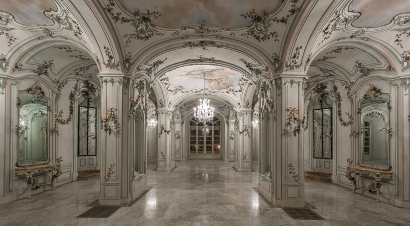 Le Palais Esterhazy à Fertőd, le Versailles hongrois Zga11