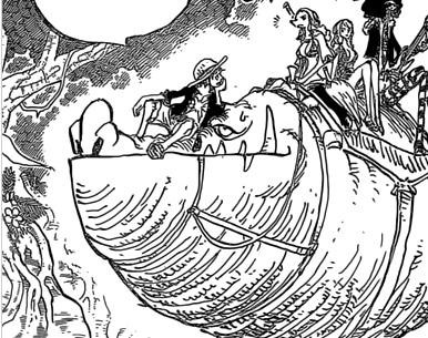 One Piece Kapitel 811: Roko Croccy10