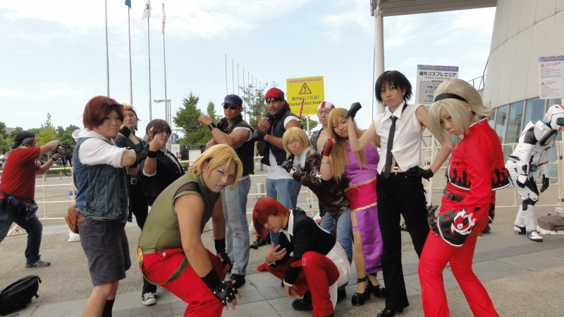 Cosplay SNK - Page 21 Dsc04211