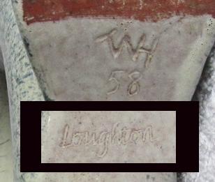 TWH marked LOUGHTON -  Thomas (Tom) W. Howard Bottle11