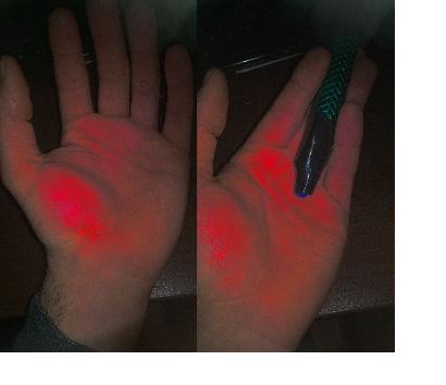 Un petit test photo avec un stlyo de soin Sans_t10