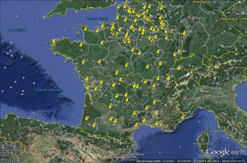 Pilotes TEAM FRANCE RACING France13