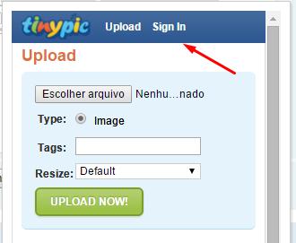 Como anexar fotos nas postagens? Screen13
