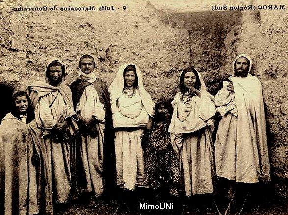 Histoire du peuple Juif berbere מורשת יהדות מרוקו Mimoun15