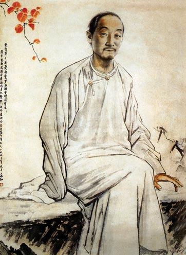 Cao Xueqin: is one of China's Greatest authors Caoxue10