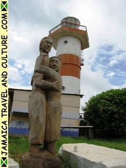 Jamaican Folklore The legend of Lovers' Leap (A True Story) Lovers13