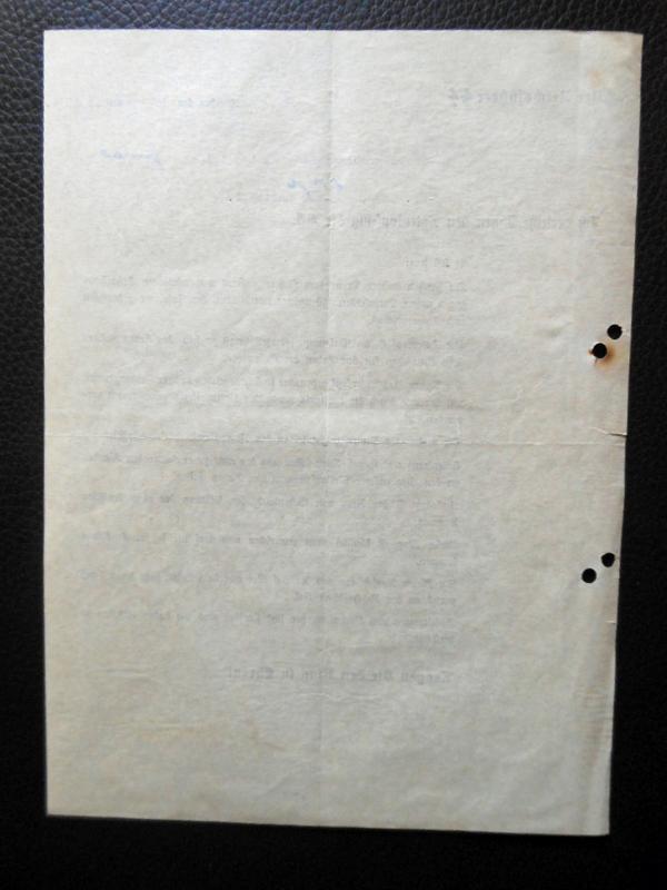 Comment peut bien valoir la signature de H Himmler ? 51217f10