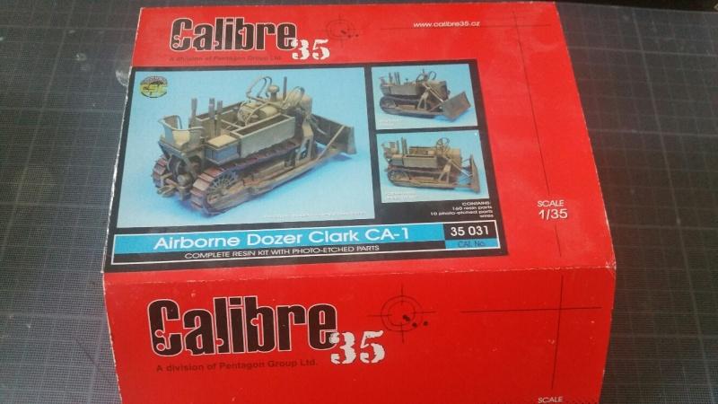 Airborne Dozer Clark CA-1 - Calibre 35 - 1/35 20151213