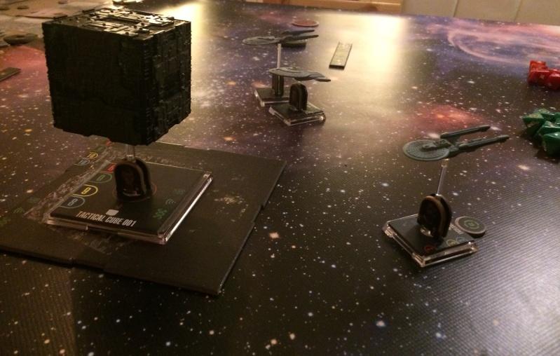 Open Galaxy Projekt Battle16