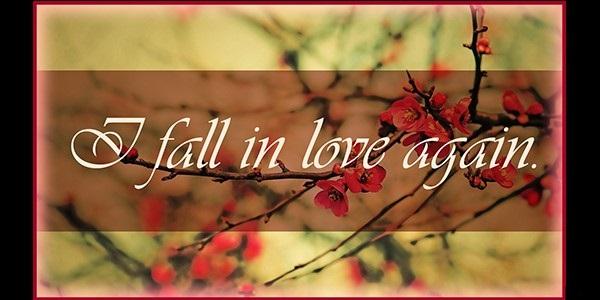 I fall in love again [Misterio] [Romance] Kuul11