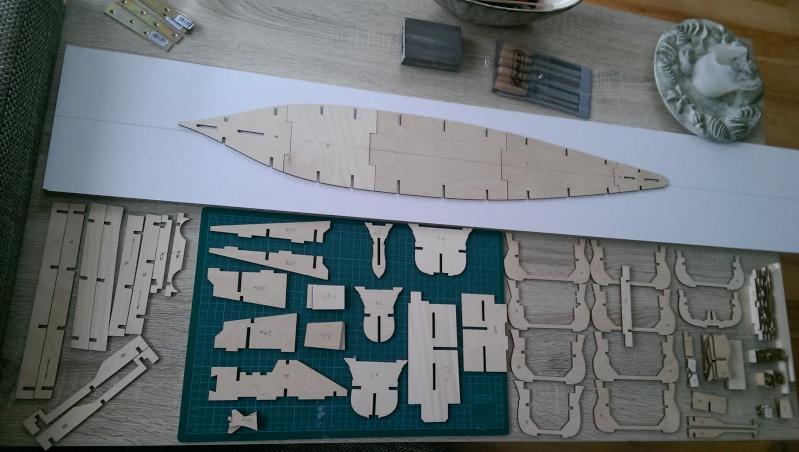 Schlachtkreuzer Hood von Wiking Imag0713
