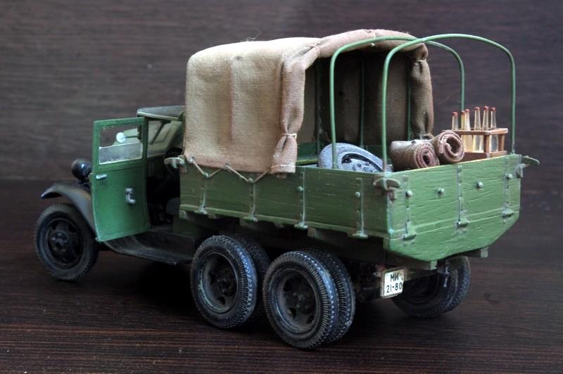 Camion Russe  GAZ-AAA 1934/1943 Zvezda 1/35 terminé!!! Sam_9415