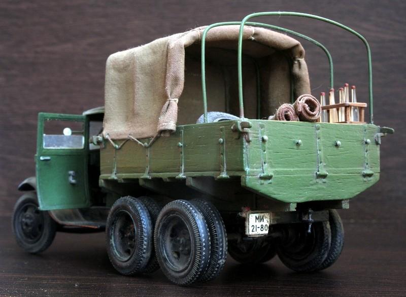 Camion Russe  GAZ-AAA 1934/1943 Zvezda 1/35 terminé!!! Sam_9511
