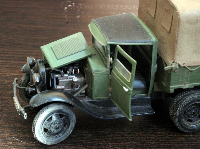 Camion Russe  GAZ-AAA 1934/1943 Zvezda 1/35 terminé!!! Sam_9517