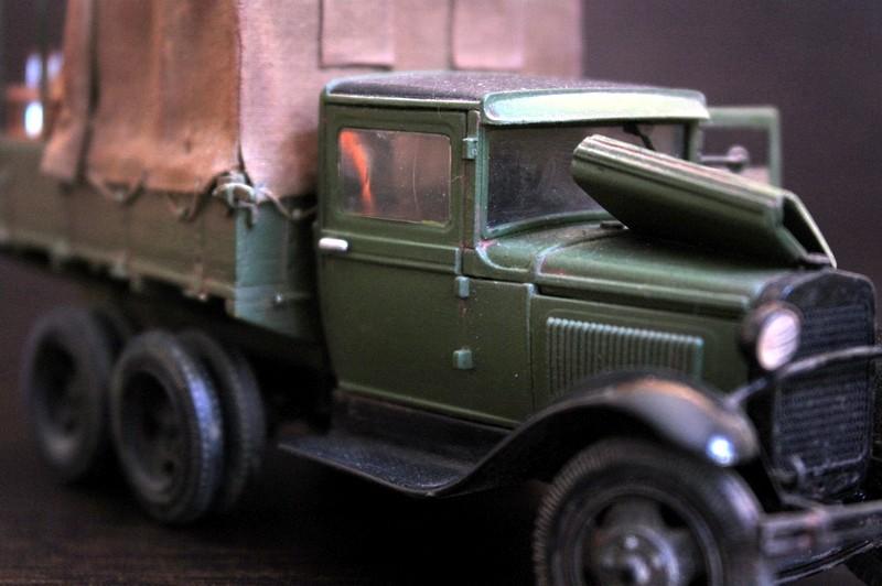 Camion Russe  GAZ-AAA 1934/1943 Zvezda 1/35 terminé!!! Sam_9520