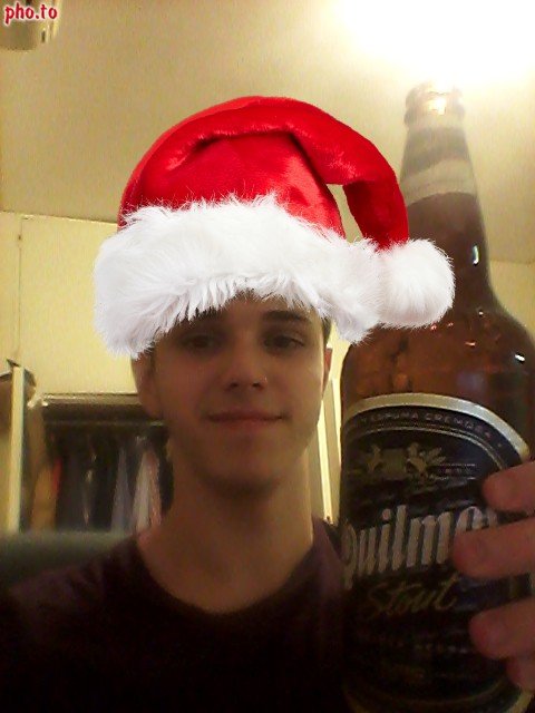 happy hollidays from drunkion Funny_13