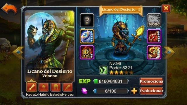 Nuevos Heroes para Diciembre 1610