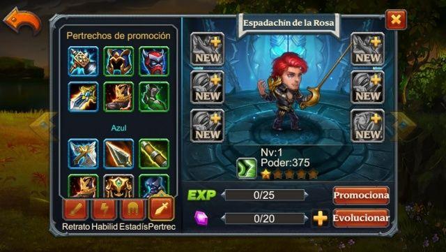 Nuevos Heroes para Diciembre 410