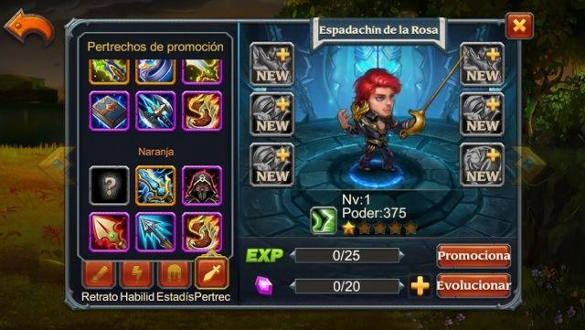 Nuevos Heroes para Diciembre 810