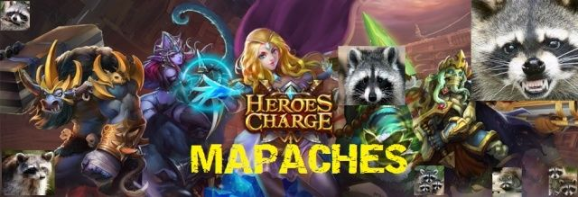 Heroes Charge Mapaches