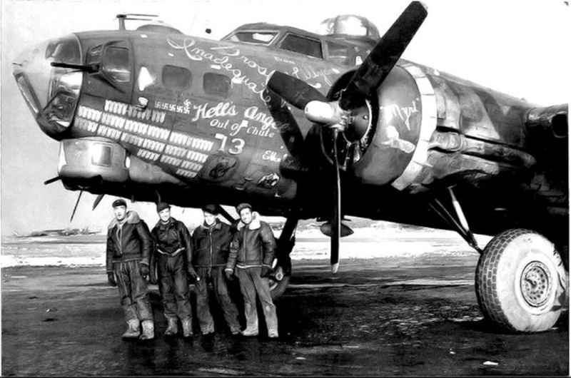 L'ESCADRILLE HELL'S ANGELS AVIATION - Page 2 Image76