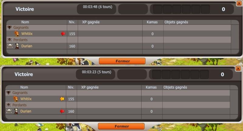 Poulpe World Boss Challenge Combat11