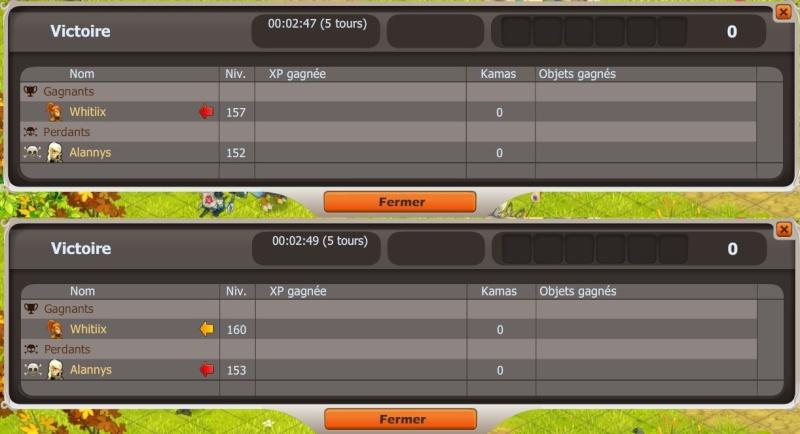 Poulpe World Boss Challenge Combat12