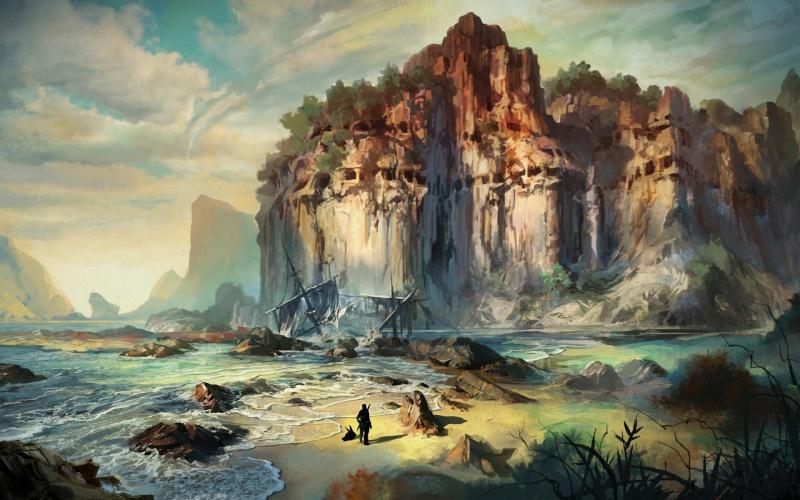 Eléments d'histoire des elfes de la brume Tera_w11