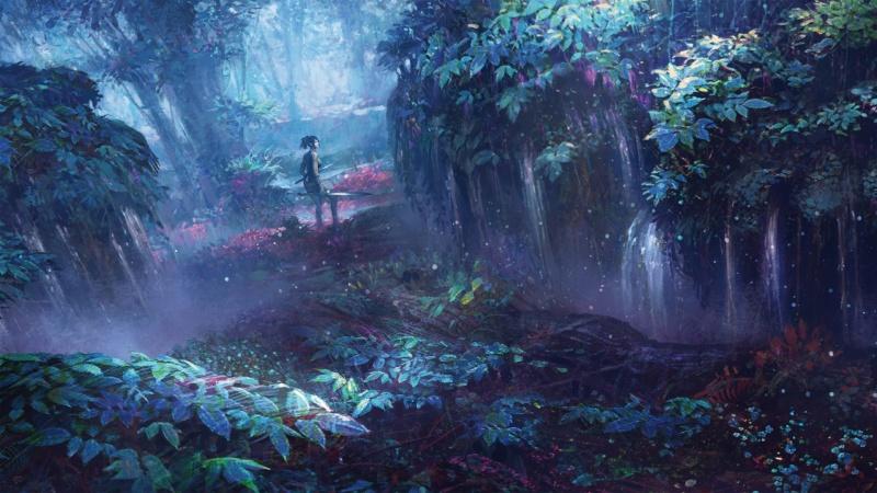 Eléments d'histoire des elfes de la brume Tera_w12