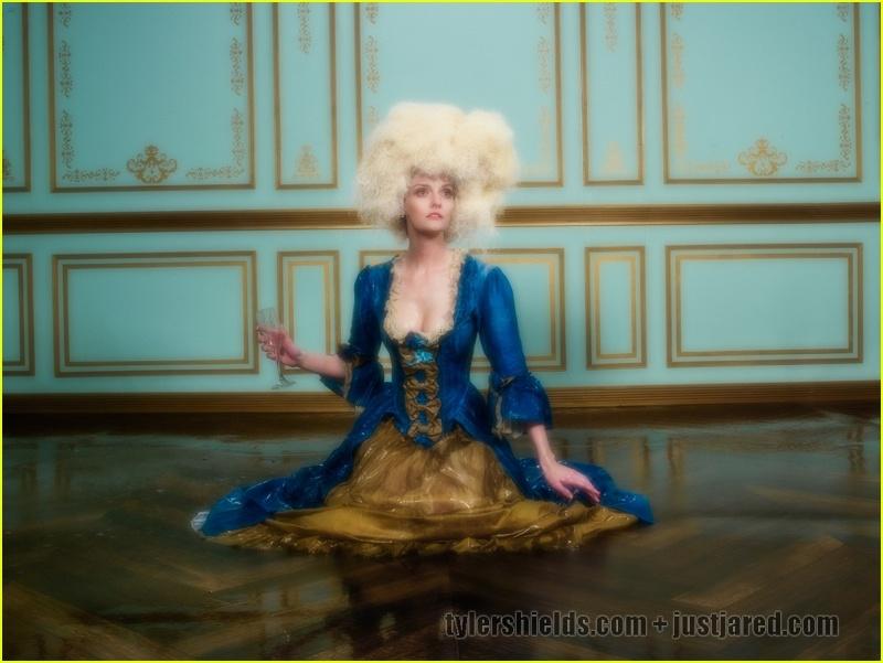 """Marie-Antoinette dans la série """"Decadence"""" Jaime-10"""