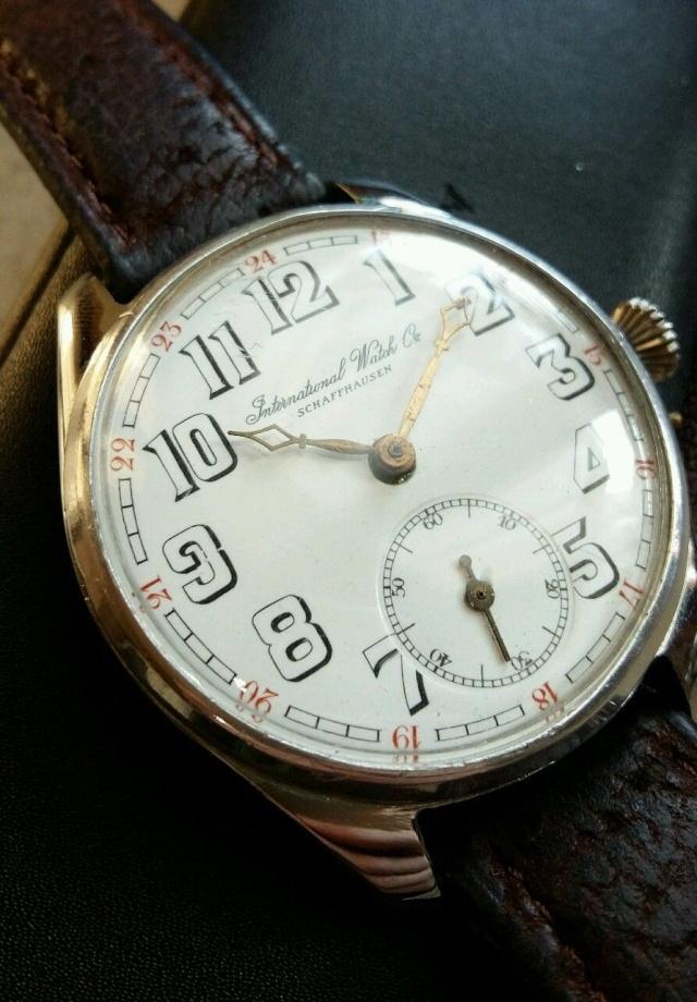 Enicar - [Postez ICI les demandes d'IDENTIFICATION et RENSEIGNEMENTS de vos montres] - Page 36 Iwc110