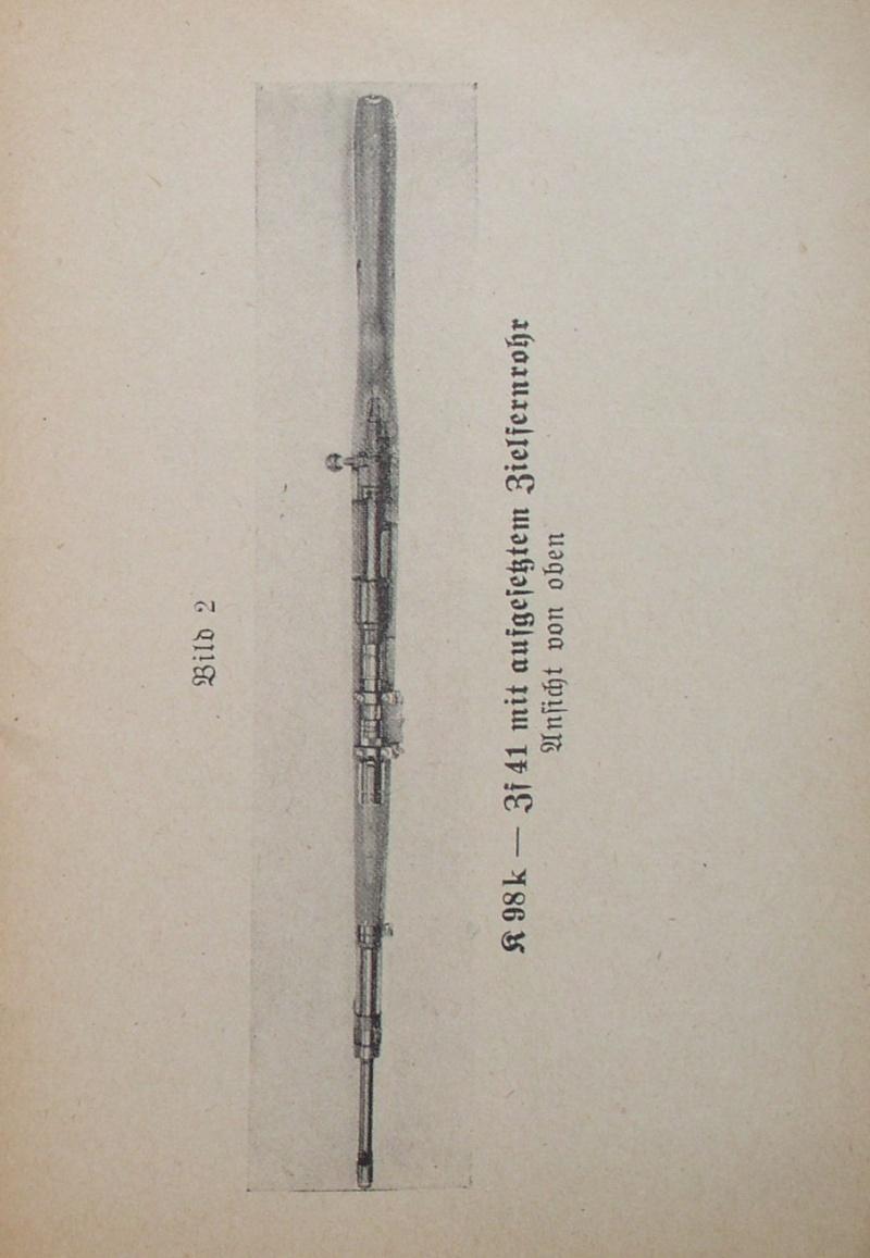 MANUEL TECHNIQUE D 136  K98 K ZF41 1412