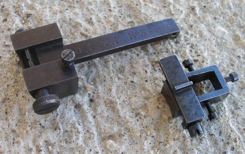 Hausse et guidon USTF pour fusil LEBEL Mod 1886 /93 146
