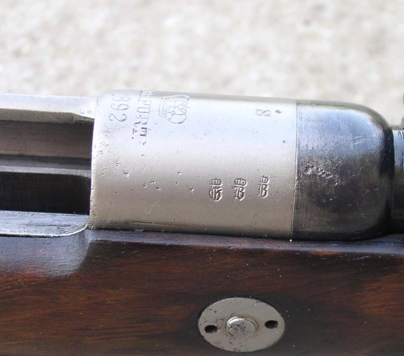 Le Gewehr 1891, cet inconnu. - Page 2 1511