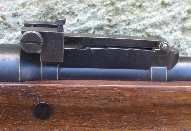 Hausse et guidon USTF pour fusil LEBEL Mod 1886 /93 719
