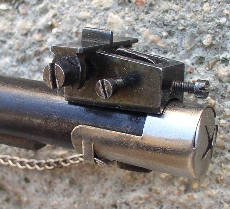 Hausse et guidon USTF pour fusil LEBEL Mod 1886 /93 919