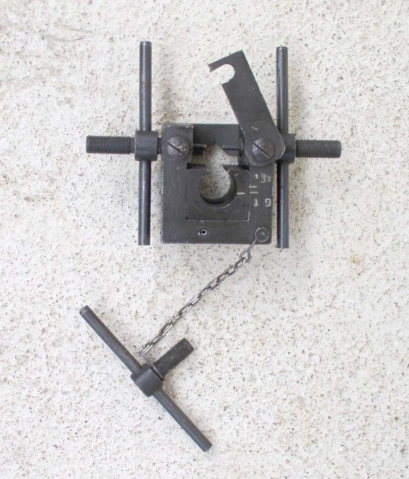 appareil de reglage d uguidon pour mauser 98 k A12