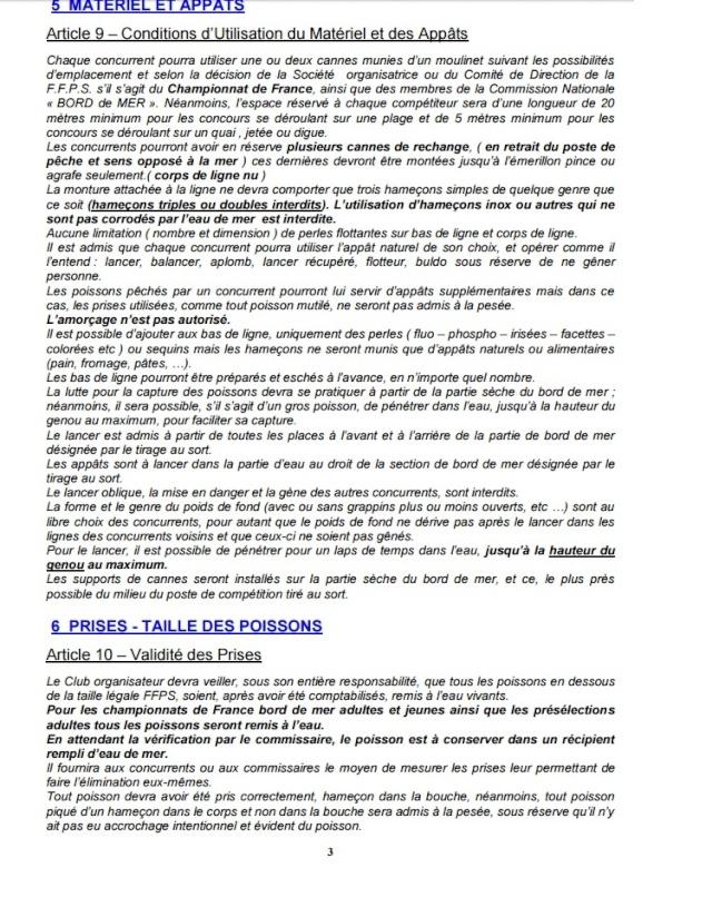 Fédération Françaises Des Pêches Sportives R310