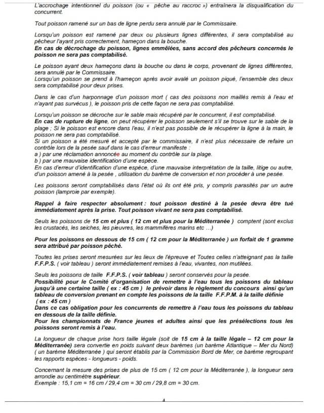 Fédération Françaises Des Pêches Sportives R410